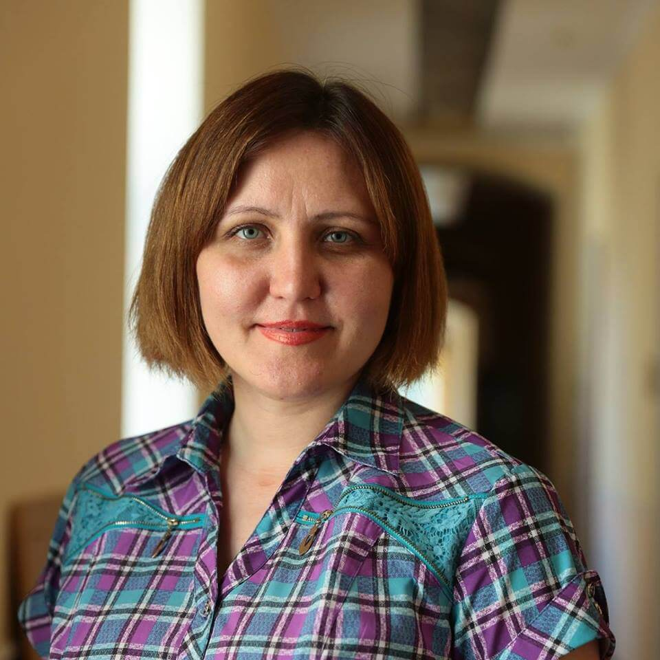 avatar for Оксана Тупальска